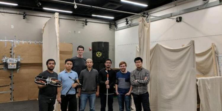 Drone Research Team Picture